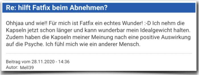 Fatfix Bewertungen Erfahrungsberichte Fatfix