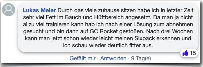 GC Rocket Erfahrungsbericht Bewertung Kritik Erfahrungenpng
