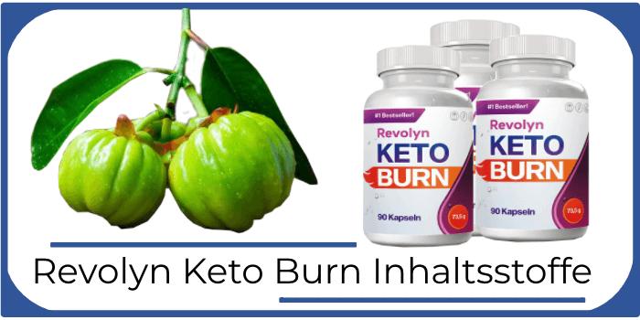 Revolyn Keto Burn Inhaltsstoffe Wirkstoffe Zusammensetzung