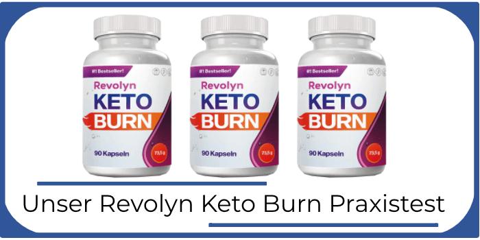 Revolyn Keto Burn Test