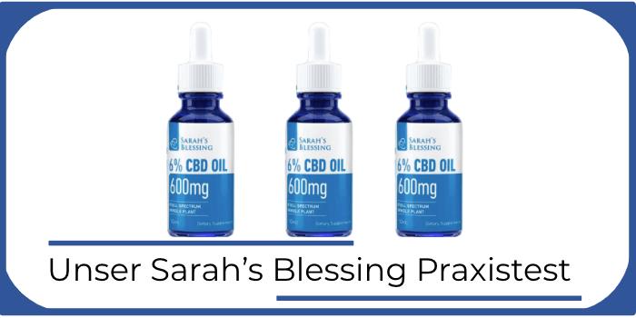 Sarah's Blessing Test