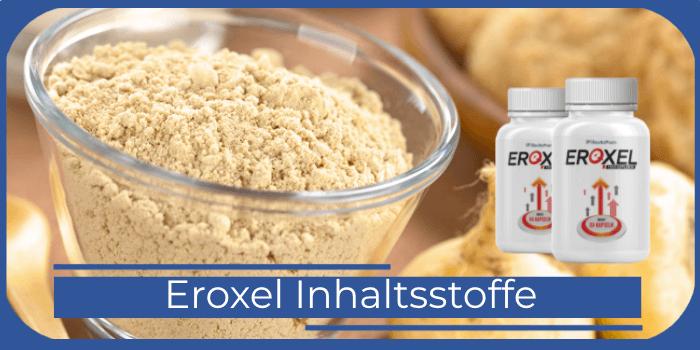 Eroxel Inhaltsstoffe