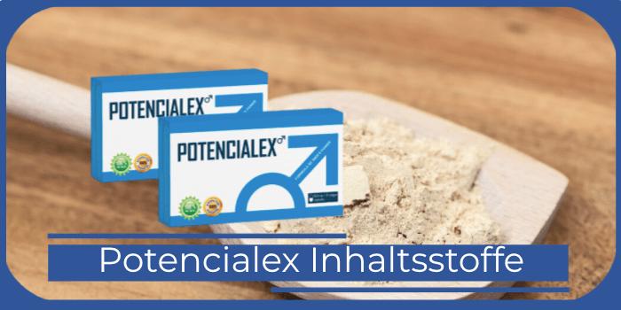 Potencialex Inhaltsstoffe