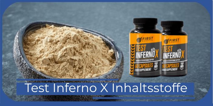 Test Inferno X Inhaltsstoffe