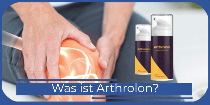 Was ist Arthrolon Bild