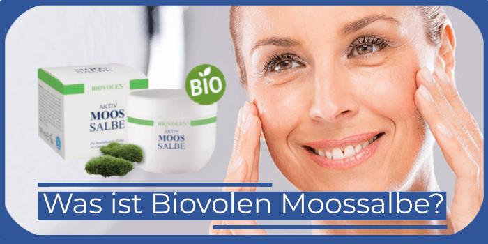 Was ist Biovolen Moossalbe